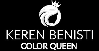 קרן בניסטי לוגו לבן